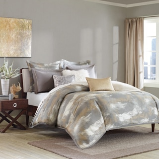 Hampton Hill Graphix Grey Comforter Set