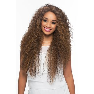 Vivica A. Fox Sobe Synthetic Deep Swiss Lace-front Wig