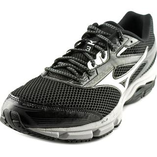 Mizuno Men's Wave Legend 3 Black Mesh Athletic Shoes