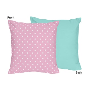 Sweet Jojo Designs Skylar Decorative Accent Throw Pillow