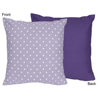 Sweet Jojo Designs Sloane Decorative Accent Throw Pillow