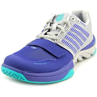 K-Swiss Men's X Court Grey Textile Basic Athletic Shoes