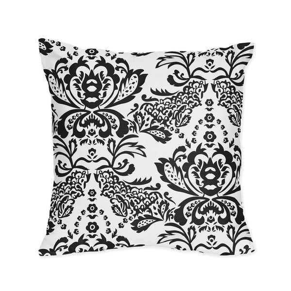 Sweet Jojo Designs Sophia Decorative Accent Throw Pillow