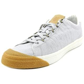 K-Swiss Men's Irvine T Grey Canvas and Rubber Athletic Shoes