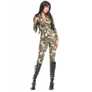 Tantalising Trooper Adult Women's 2-piece Costume