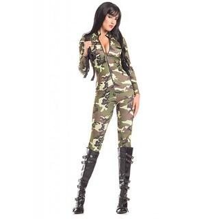 Tantalising Trooper Adult Women's 2-piece Costume