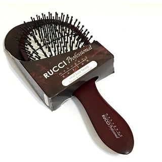 Oval Wide Mahogany Series Hair Brush