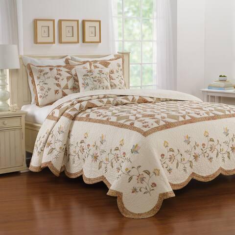 Copper Grove Teutoburg Bedspread