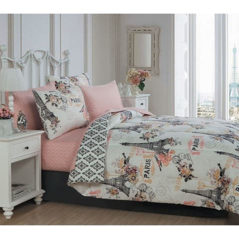Cherie Paris Themed Bed in a Bag