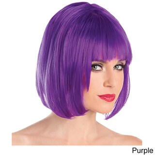 Be Wicked Synthetic Short Bob Fashion Wig
