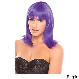 Solid Color Doll Wig (2 options available)