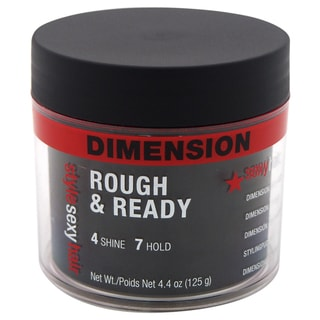 Sexy Short Sexy Hair Rough & Ready 4.4-ounce Styling Gunk