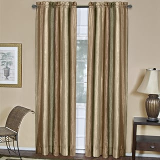 ACHIM Ombre-patterned Single-panel Window Curtain