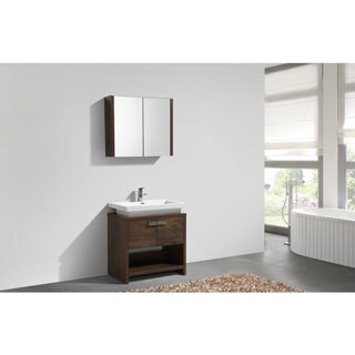 KubeBath Levi 32-inch Single Sink Bathroom Vanity