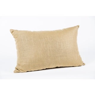 Circa Solid Barley S-Backed KE Fiber Pillow