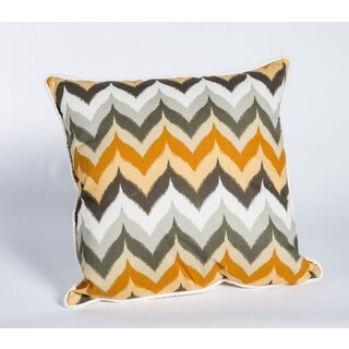 Gant Saxony Chevron Square Pillow