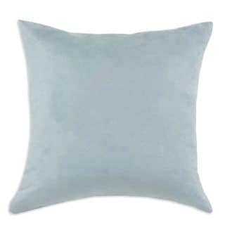 Passion Suede Cloud Corded 19-Inch Square Fiber Pillow