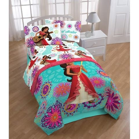 Disney's Elena of Avalor 'Magic of Avalor' Twin 5-piece Bed in a Bag Set