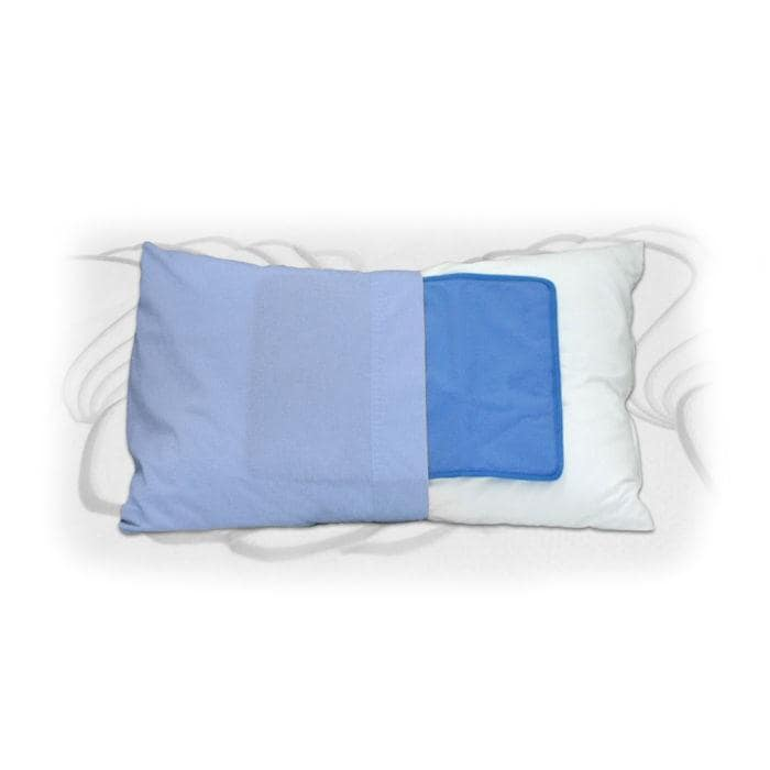 Soft No Fill Cooling Chill Pillow Pad (Cooling Chill Pill...