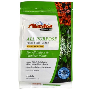 Alaska 100504562 3-pound All Purpose Fish Plant Fertilizer