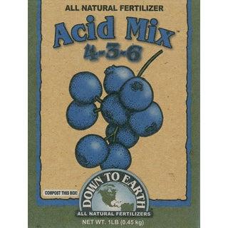 Down to Earth 17803 1-Pound 4-3-6 Acid Fertilizer Mix