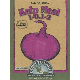 Down to Earth 17813 1/2-Pound Kelp Meal Fertilizer Mix