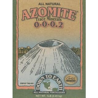 Down to Earth 17804 1-Pound Azomite SR Powder Fertilizer Mix