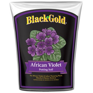 Black Gold 1410502 8 QT P 8 Quart African Violet Potting Soil
