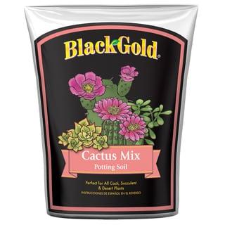 Black Gold 1410602 8 QT P 8 Quart Cactus Mix Potting Soil
