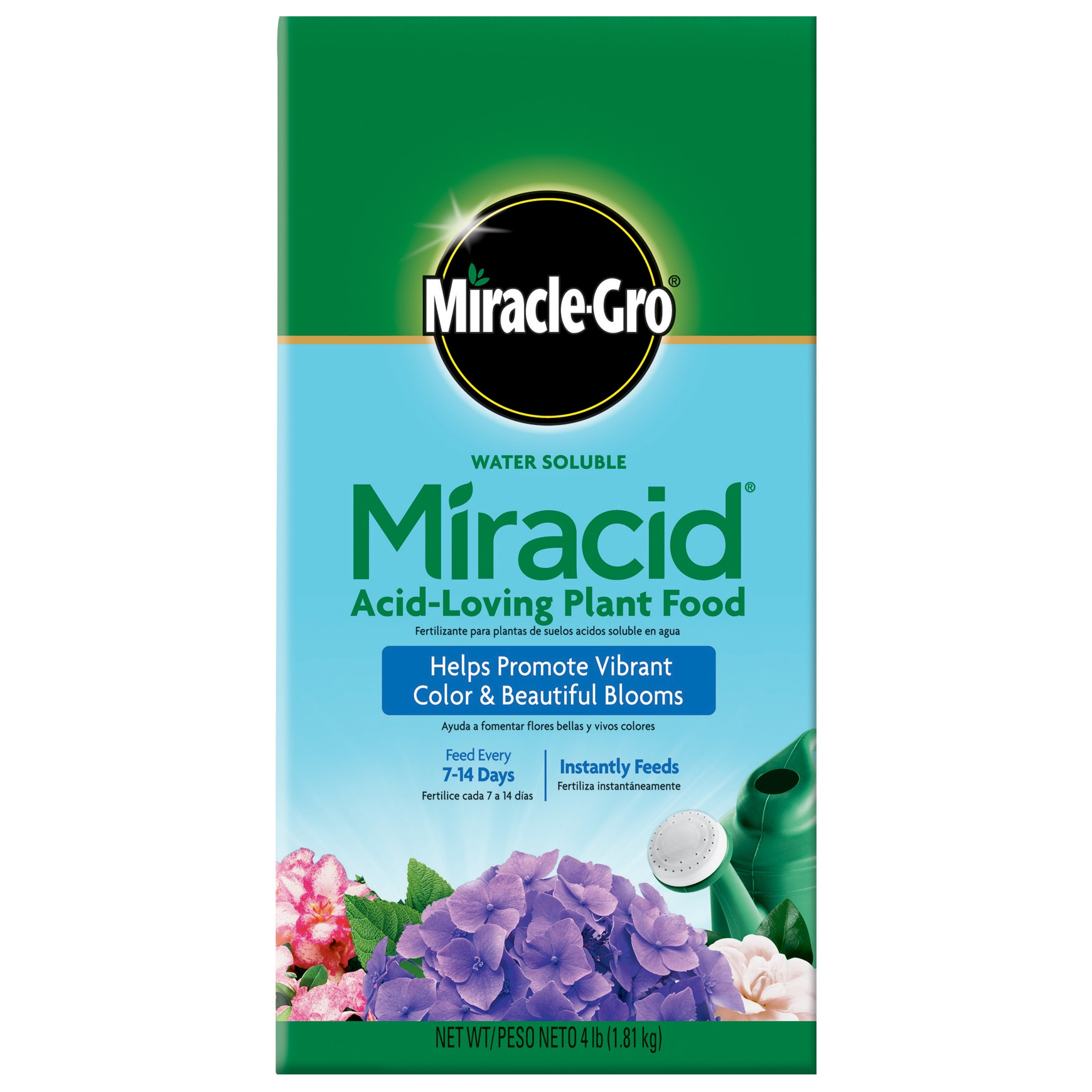 Miracle Gro 1850011 4-pound Water Soluble Miracid Acid-Lo...