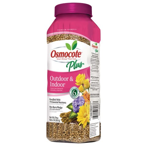 Osmocote 274250 2-pound Outdoor & Indoor Smart Release Plant Food 15-9-12