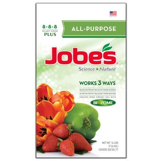 Jobes 59523 16-pound All Purpose Synthetic Fertilizer