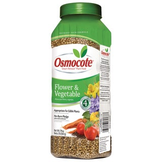 Osmocote 277260 2-pound Flower & Vegetable Smart Release Plant Food 14-14-14