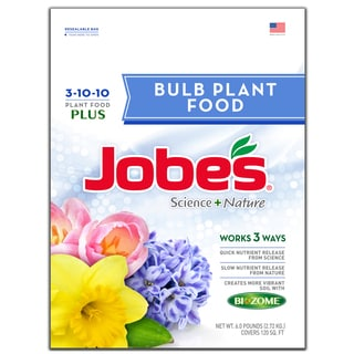 Jobes 59666 6-pound Bulb Fertilizer