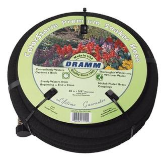 Dramm 10-17020 25 feet Black ColorStorm Premium Soaker Hose