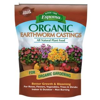 Espoma EC4 3.5-pound 0.5-0-0 Organic Earthworm Castings