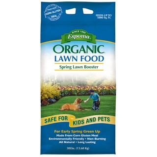 Espoma EOLB30 30-pound Organic Spring Booster Lawn Food