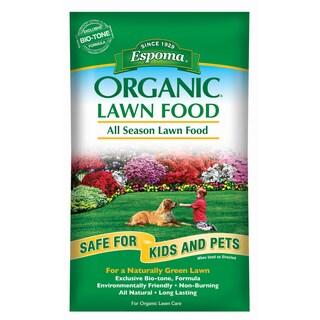 Espoma EOLF14 14-pound Organic Lawn Food