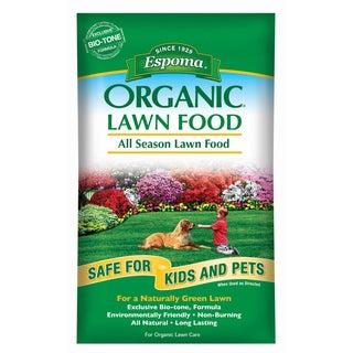 Espoma EOLF28 28-pound Organic Lawn Food