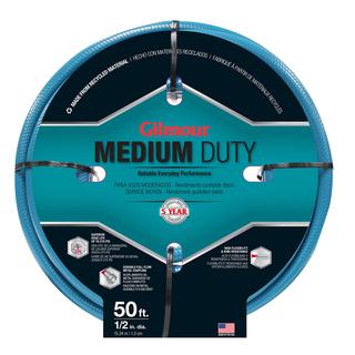 Gilmour 15012050 1/2 inches x 50 feet Medium Duty Garden Hose
