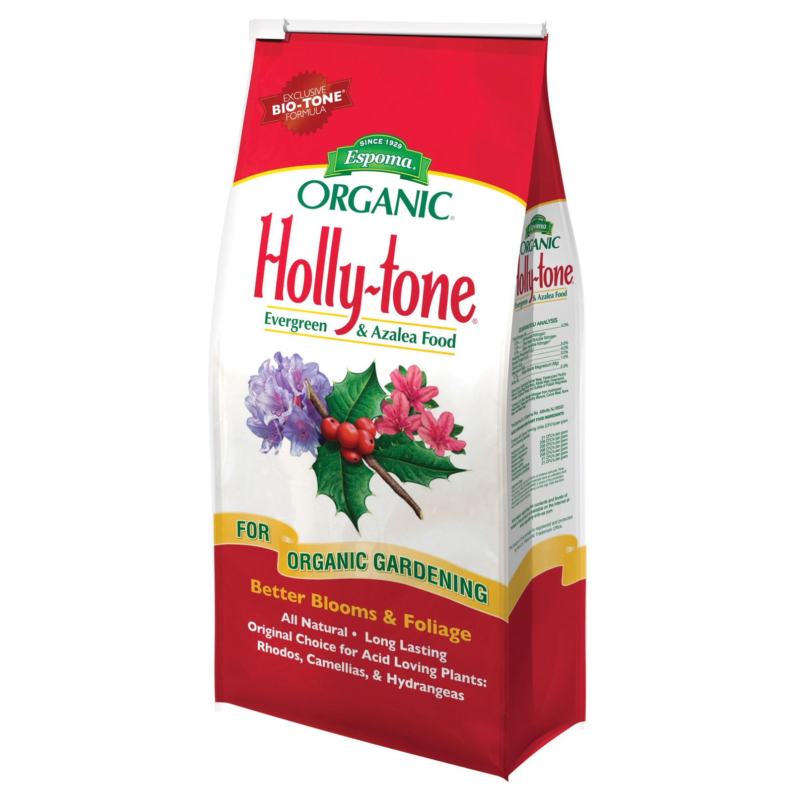 ESPOMA HT4 4-pounds Holly-Tone Plant Food 4-3-4 (Plant Fo...
