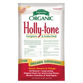 Espoma HT50 50-pound Organic Holly Tone Evergreen & Azalea Food