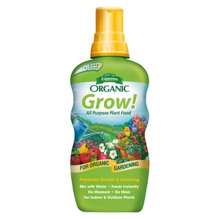 Espoma Organic GR24 24-Ounce 2-2-2 Organic Grow! All Purpose Plant Food