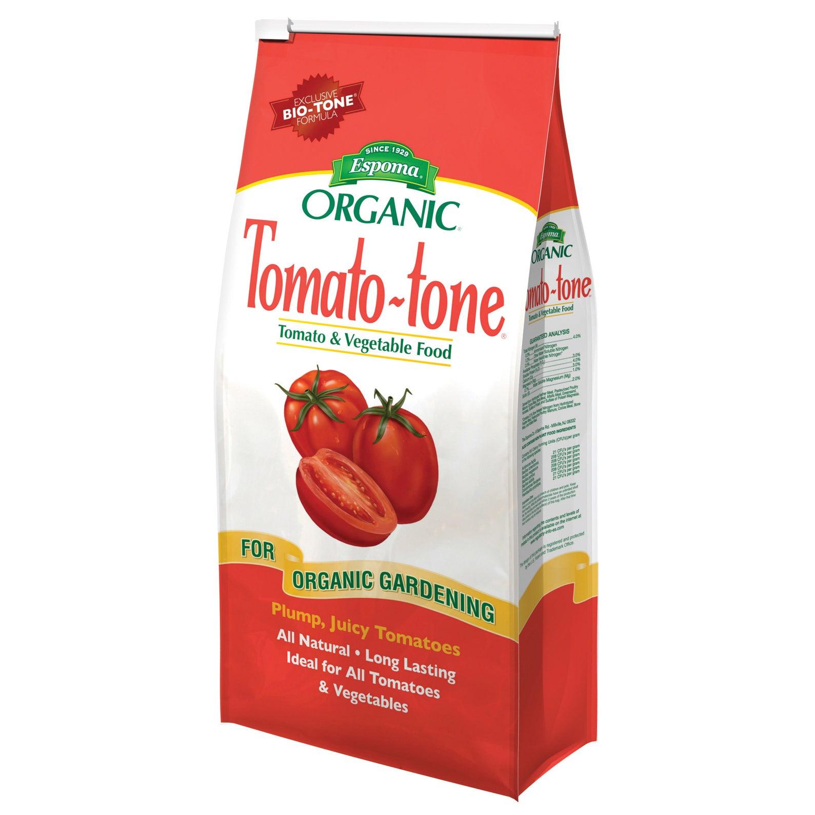 ESPOMA TO18 18-pound Tomato Tone (Plant Food & Fertilizer...