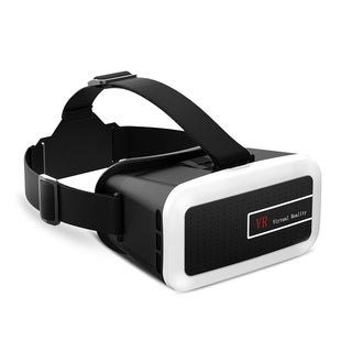 3D VR Glasses Virtual Reality Headset for Smartphones, Android, iOS Phones, 3D Movies, and Games