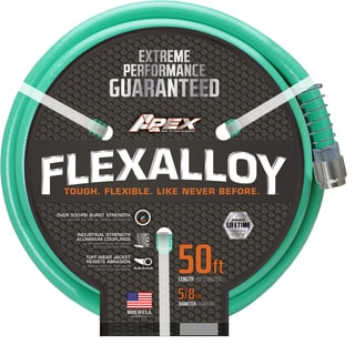 Apex 8550-50 5/8 inches x 50 feet Industrial Hose
