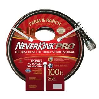 Apex 8846-100 5/8 inches x 100 feet Farm Hose