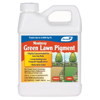 Monterey LG1162 1 Quart Green Lawn Pigment