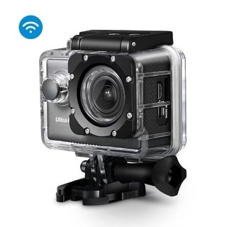 Mini Lifestyle Action Black High-definition Waterproof Camera/Camcorder