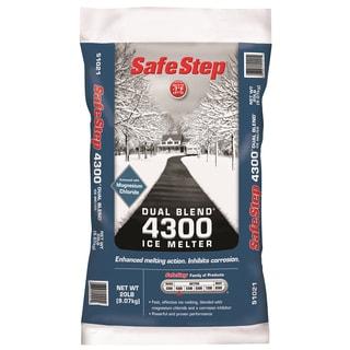 Safe Step 51021 20-Pound Poly Bag Safe Step Dual Blend 4300 Ice Melter